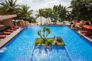 Combo 3N2Đ Kim Hoa Resort 3* Phú Quốc + Vé máy bay