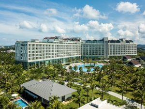 Combo 3N2Đ Radisson Blu Resort Phú Quốc 5* + Vé máy bay