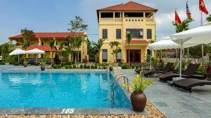 Đồng Nê Resort Ninh Bình