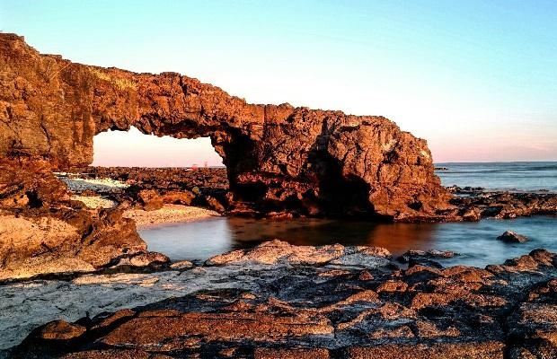 Cổng Tò Vò | Du lịch Đảo Lý Sơn