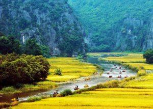 Du lịch Ninh Bình mùa nào đẹp nhất trong năm 2020?