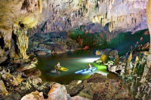"""Du lịch Quảng Bình nên đi đâu để khám phá hết cảnh đẹp """"vương quốc hang động"""""""