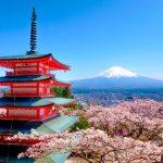 Tour du lịch Cung đường Vàng Nhật Bảno 5N5Đ mùa hoa anh đào
