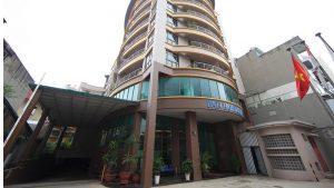Khách sạn Pan Horizon Executive Residences Hà Nội