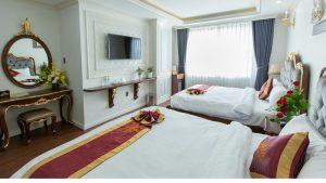 Khách sạn Queen T&T Đà Lạt