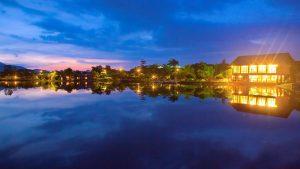 Tản Đà Spa Resort Ba Vì Hà Nội