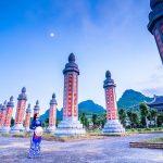Tour Hà Nội Tam Chúc 1 ngày | Hành hương vãn cảnh vịnh không sóng Đầm Vân Long
