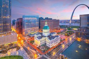 Đặt vé máy bay đi Saint Louis giá rẻ
