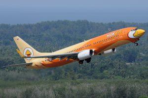 Đặt vé máy bay hãng Nok Air giá rẻ