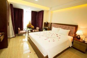 Combo 3N2Đ Khách sạn Happy Light 3* + Vé máy bay Nha Trang