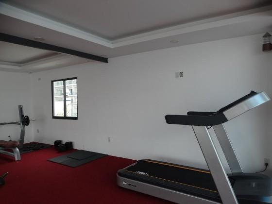 Phòng gym khách sạn Happy Light