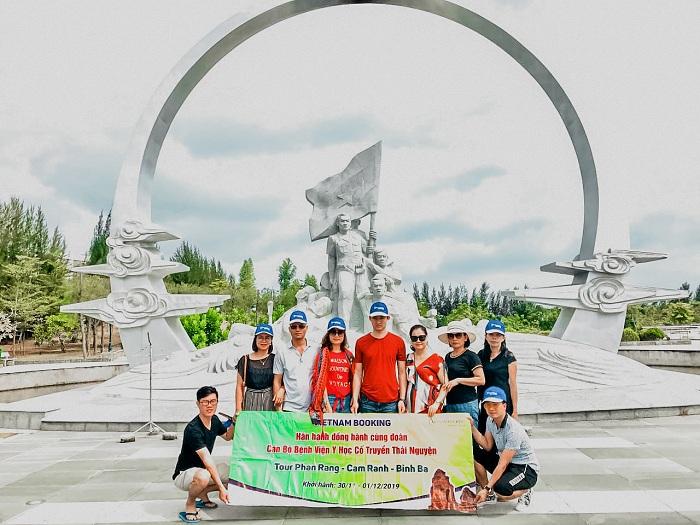 Tour du lịch Bình Ba Khách đoàn