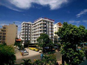 Combo 3N2Đ Khách sạn Happy Light 3* Nha Trang + Vé máy bay