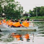 Tour Team Buiding: Trải nghiệm vui chơi bất tận tại KDL Bò Cạp Vàng 1 Ngày