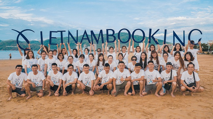 Tour team Building của Vietnam Booking