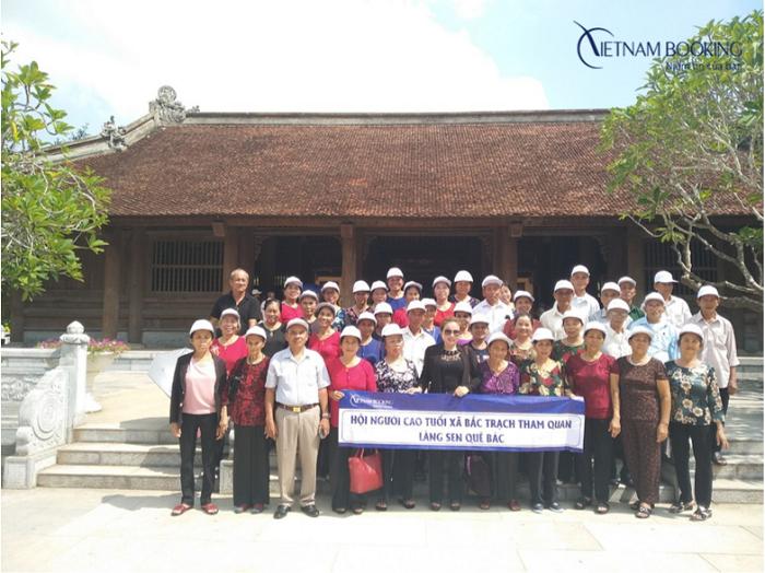 tour khách đoàn Vietnam-Booking