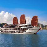 Du thuyền Alisa Premier Cruise – Halong