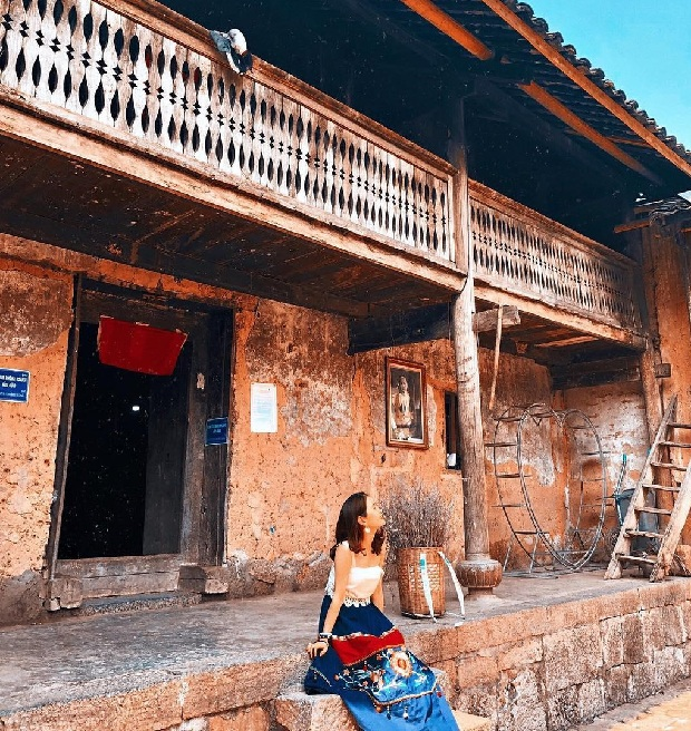 Bản đồ phượt Dinh Thự Vua Mèo Hà Giang