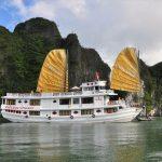 Du thuyền Luxury Calypso Cruises – Halong