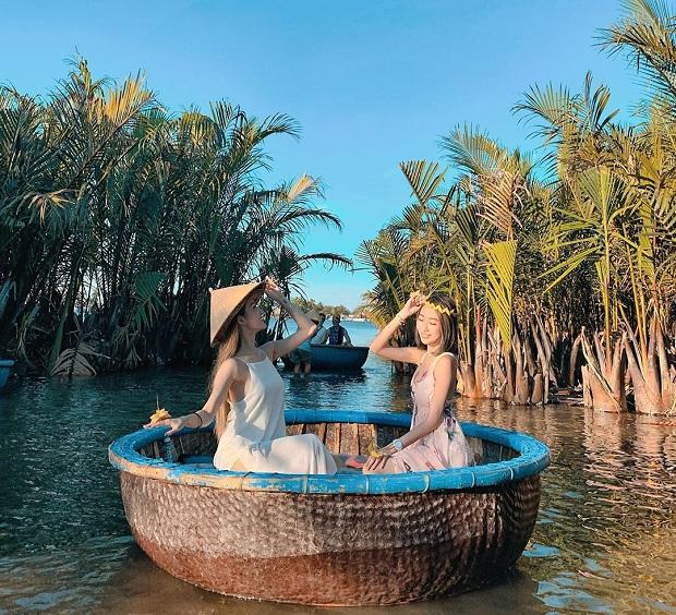 Rừng dừa bảy mẫu du lịch Hội An Đà Nẵng