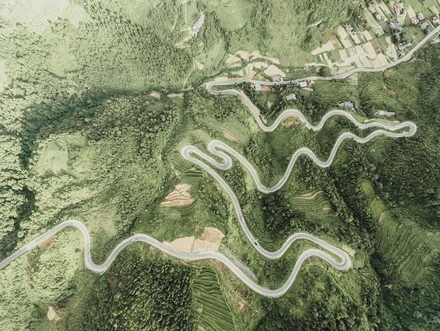 Bản đồ phượt cung đèo Hà Giang