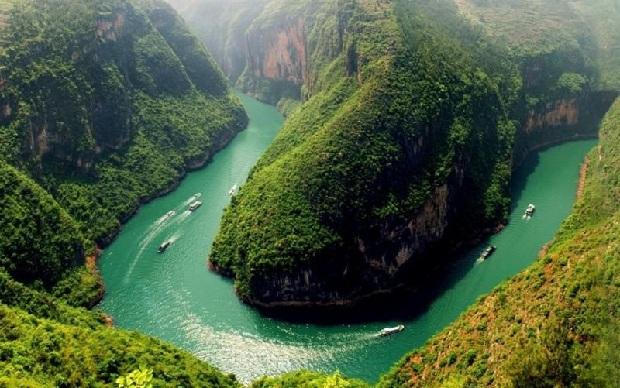 Sông Nho Quế - Đèo Mã Pí Lèng hà Giang
