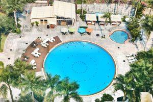 Combo HCM: Khách sạn Lotte Legend 5 sao 3N2Đ + Vé máy bay khứ hồi
