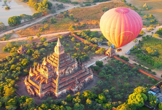 Xin visa du lịch Myanmar