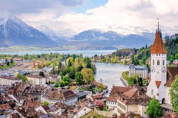 Du lịch Châu Âu trọn gói