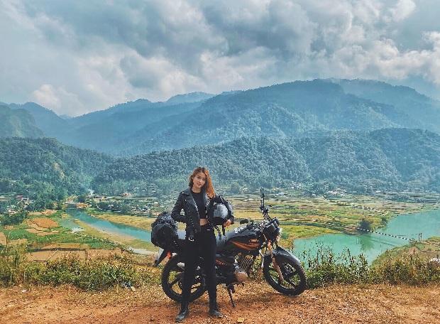 Du lịch dạng phượt Hà Giang mặc gì