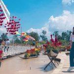 Tour Đồng Tháp 1 Ngày: Khám phá KDL Happy Land Hùng Thy -Làng Hoa Sa Đéc