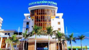Khách sạn Bình Dương Bình Định