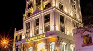 Khách Sạn La Maison Boutique