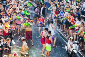 Tất tần tật về lễ hội té nước Songkran Thái Lan 2020