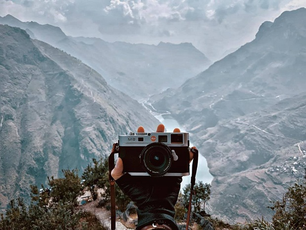 Máy ảnh cho những bộ hình lung linh đi du lịch Hà Giang