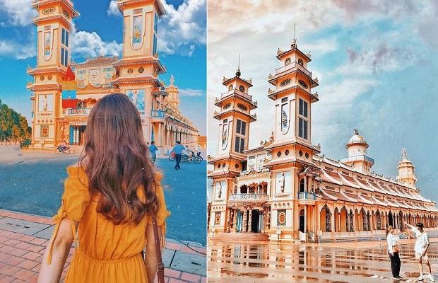 Tour Sài Gòn Tây Ninh 1 Ngày: Núi Bà Đen – Tòa Thánh | Tour Hành Hương 2021