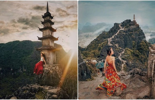 Tour Tràng An – Hang Múa – Ninh Bình 1 ngày