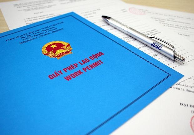 Điều kiện, hồ sơ và thủ tụccấp giấy phép lao động (Work Permit)