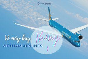 Vé máy bay Vietnam Airlines tháng 4 giá rẻ   Một số điểm đến hấp dẫn