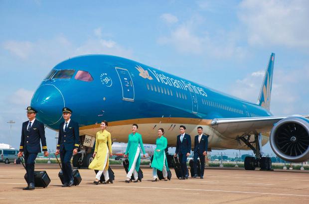 Vé Máy Bay Vietnam Airlines Tháng 4   Nhiều Chặng Bay Hấp Dẫn