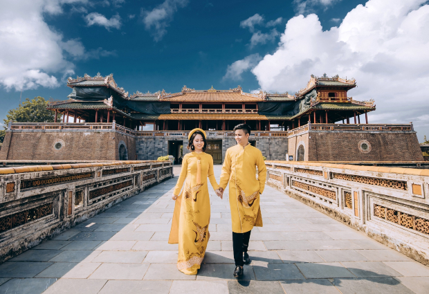 Những bức hình tuyệt đẹp tại Huế
