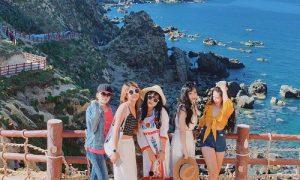 Tour du lịch Quy Nhơn – Tuy Hòa 4 ngày 3 đêm | Ghềnh Ráng – Kỳ Co – Eo Gió | Ngắm hoa vàng trên cỏ xanh