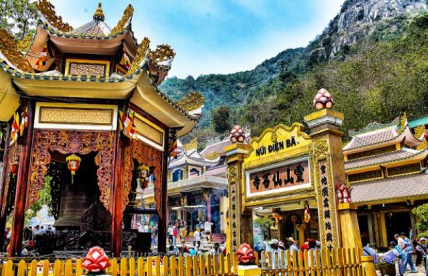 Tour du lịch núi Bà Đen Tây Ninh 1 ngày | Tìm về chốn thiêng nhiều giai thoại