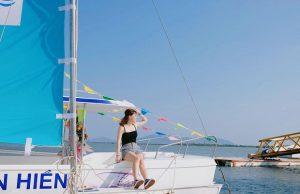 Tour Vũng Tàu Marina 2N1Đ: Đồng Cừu Suối Nghệ – Tượng Chúa Kito – Bãi Sau – Bến du thuyền Marina
