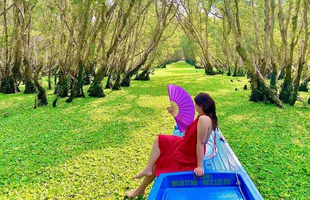 Tour miền Tây 2 ngày 1 đêm: Tiền Giang – Cần Thơ – An Giang | Khám phá nét đẹp vùng sông nước