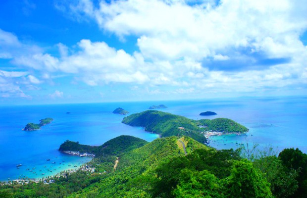 Tour du lịch Nam Du 2 ngày 2 đêm | Tận hưởng kỳ nghỉ hè nơi biển xanh