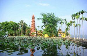 Tour Hà Nội Hạ Long Ninh Bình 4 Ngày 3 Đêm từ TP HCM