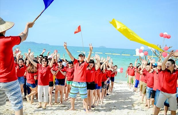 Tour Team Building Cát Bà 3N2Đ: Khởi hành từ Hà Nội