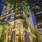 Khách sạn Lotus Central Sài Gòn (Gracy R&J Hotel)