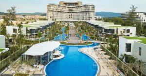 Khu nghỉ dưỡng Best Western Premier Sonasea Phú Quốc